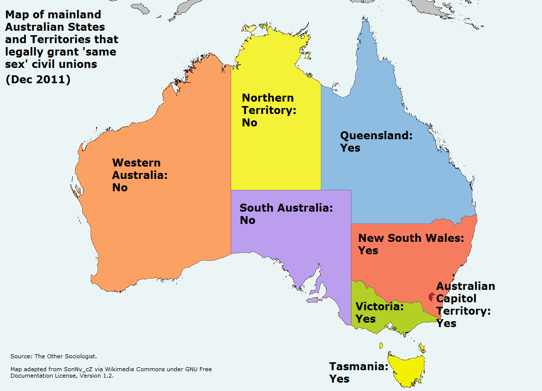 Criminalisation of homosexuality in australia