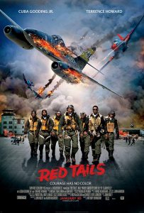 Red Tails. Via Movie Insider