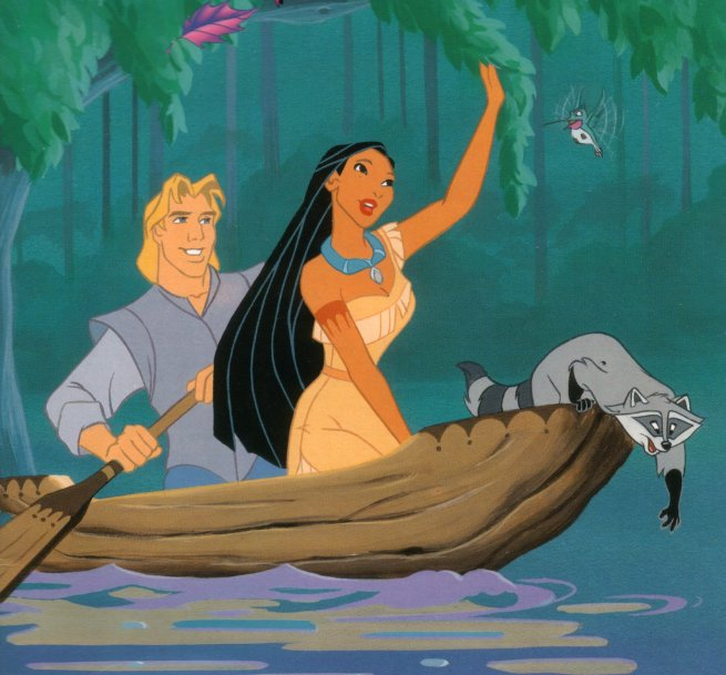 film analysis pocahontas I will also underscore the erroneous portrayal of native americans in this film by  analyzing racist remarks mentioned against such group the analysis also.