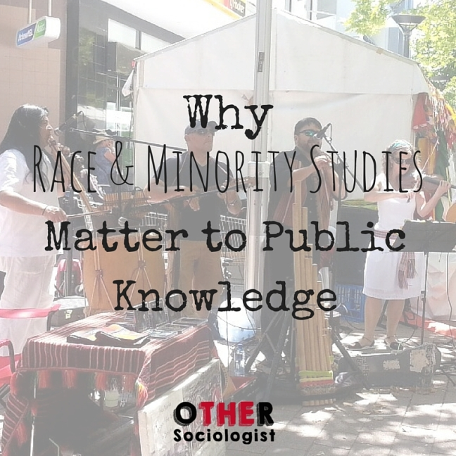 Race & Minority Studies (1)