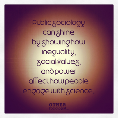 Public sociology can shine - Other Sociologist