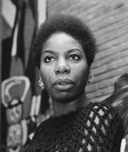"""Nina Simone 1965"" by Kroon, Ron / Anefo, Dutch National Archives, The Hague, CC. 3.0 via Wikimedia Commons"
