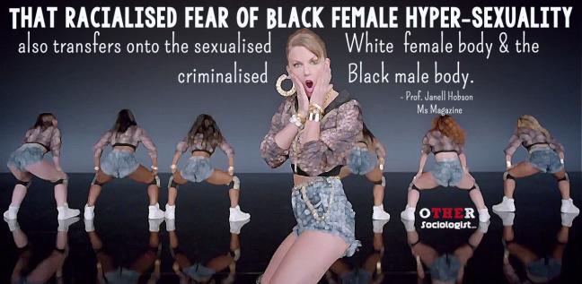 泰勒·斯威夫特种族主义和性别歧视