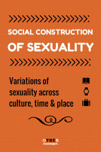 Social construction of sexuality