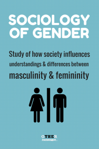 the sociological distinction between sex and gender We are often asked the questions in job application about, name, date of birth, mailing address and sex or gender however, have you ever asked about the sex and gender separately.