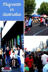 Migrants in Australia