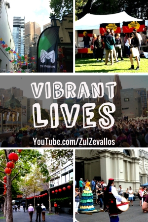 Vibrant Lives on YouTube.com/ZulZevallos
