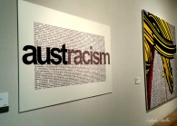 AustRacism by Vernon Ah Kee, National Gallery of Australia