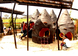 National Arboretum's Pod Playground, Canberra