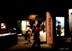 Encounters exhibition, featuring Indigenous Australian artefacts, at the National Museum of Australia