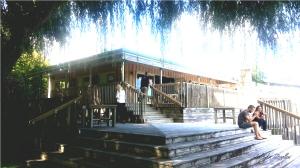 Kiwi Foo lounge