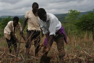 Malawi farmers. Photo: Find Your Feet via Flickr.