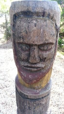 Slit Drums, Chief Willy Taso, Chief Tofor Rengrengma (4)