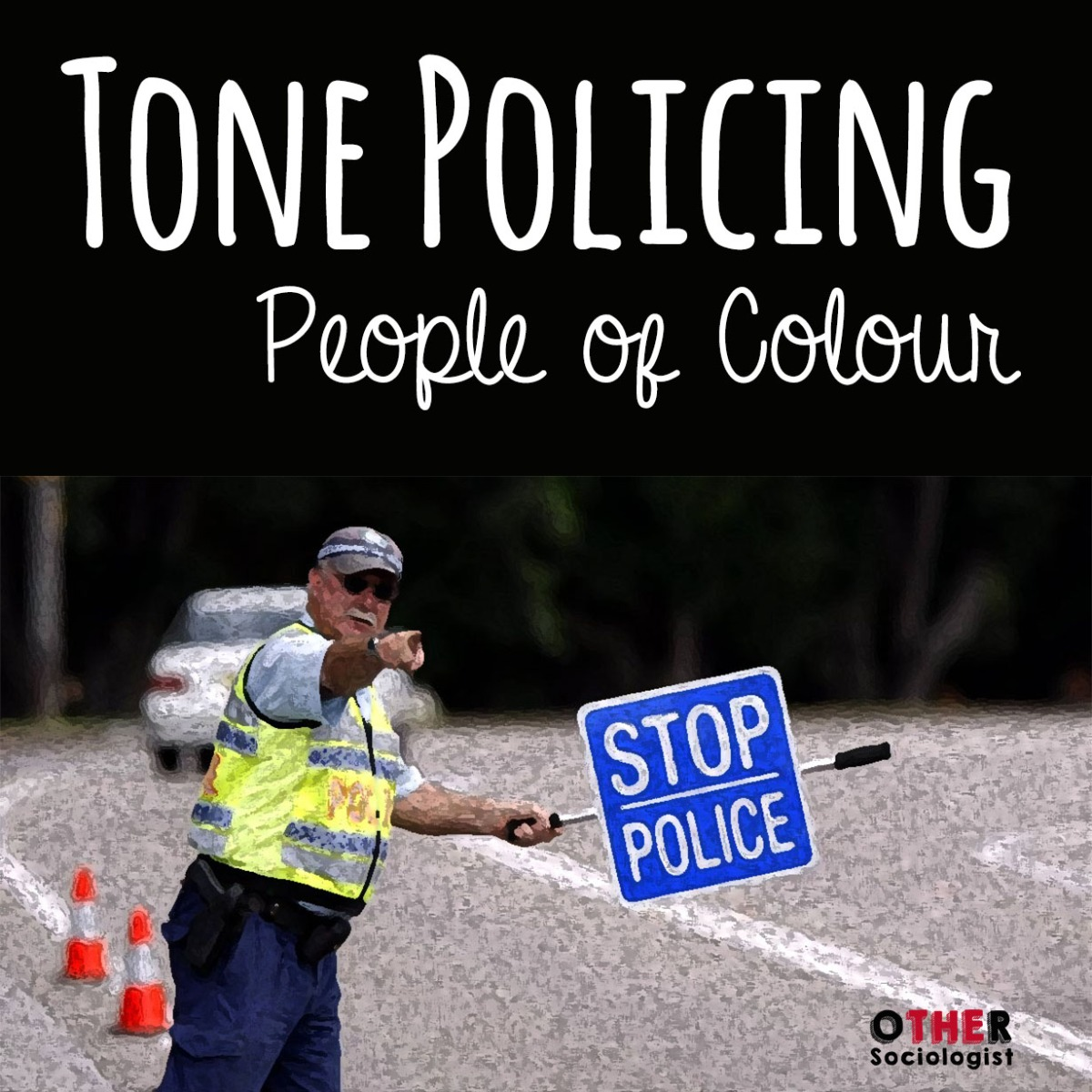 Tone Policing People of Colour