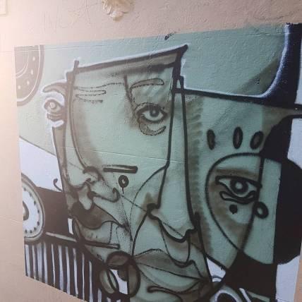 纽敦街头艺术(1)