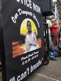 路德记得大卫邓吉的不公,在警方拘留中死亡的人