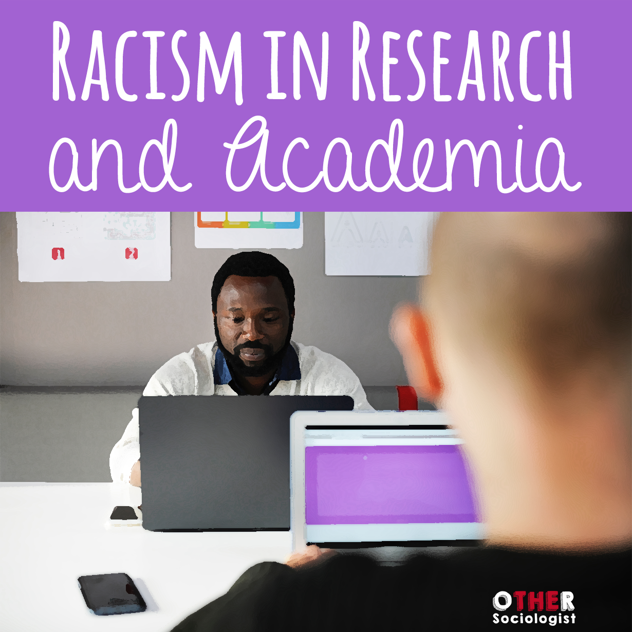 Racism in Research and Academia