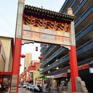 Chinatown Melbourne (1)