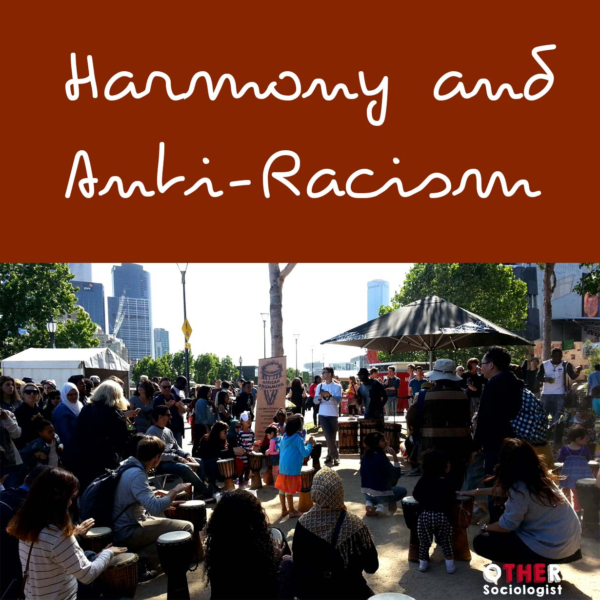 Harmony and Anti-Racism