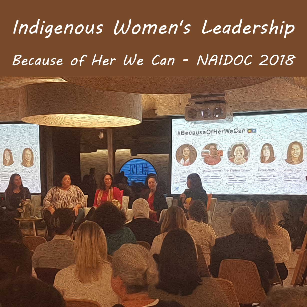 Indigenous Women's Leadership