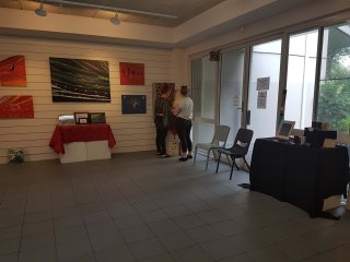 Colours of Country In Memory of Sean Lonergan Aboriginal Art Exhibition (9)