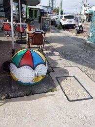 The Glass Onion - public art