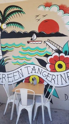 The Green Tangerine