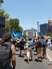 Invasion Day - Torres Strait Islander flag