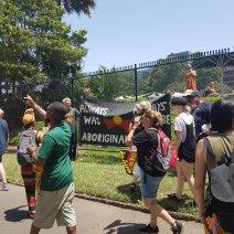 Invasion Day - Alway was, always will be Aboriginal land