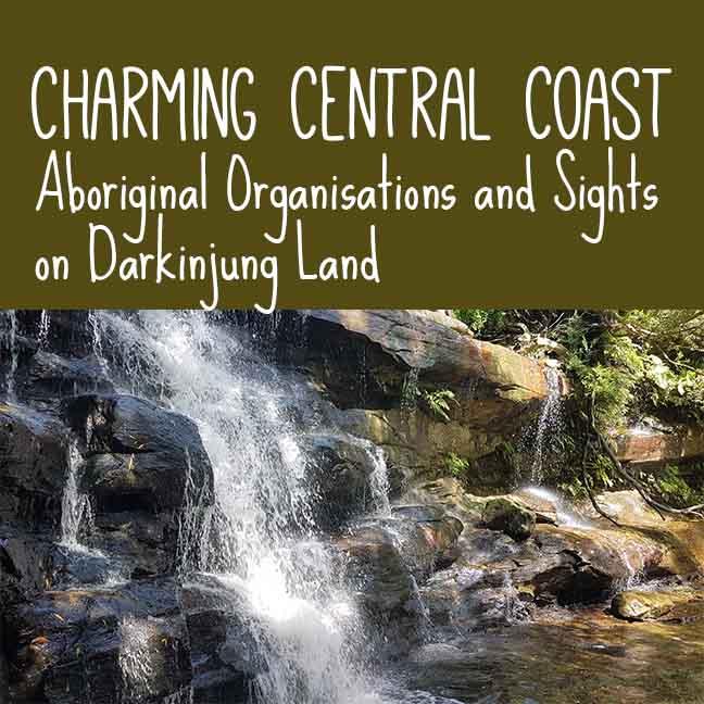 Sommersby Falls的博客标题覆盖:迷人的中海岸-土著组织和黑印第安土地上的景观