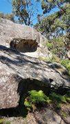 Kincumba Mountain - Kanning Cave - exterior