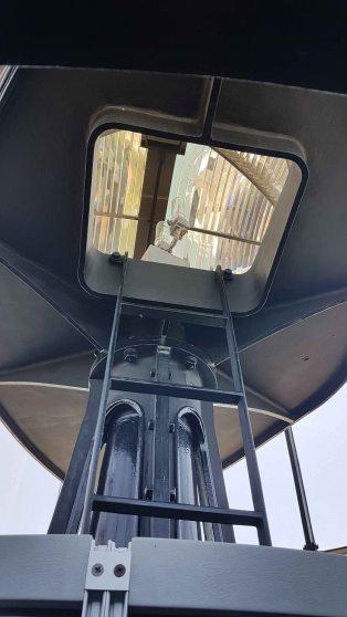 Norah Head Lighthouse - lights
