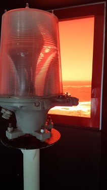 Norah Head Lighthouse - view of emergency lights