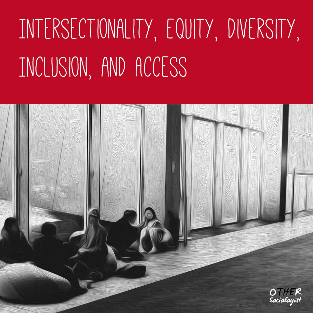 Intersectionality in academia and research