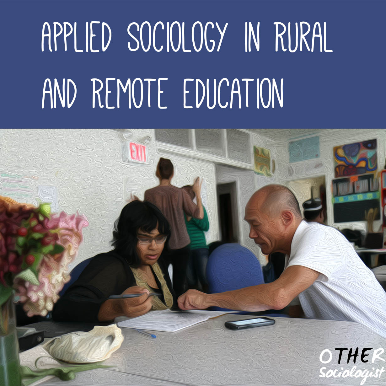 Applied Sociology in Rural and Remote Education