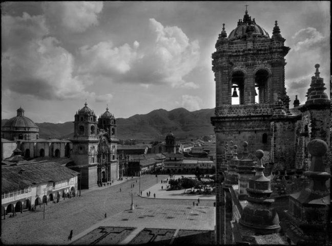 City of Cusco in the 1900s